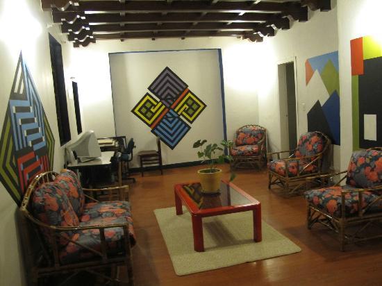 Hotel San Sebastian: Sala de Star e Internet