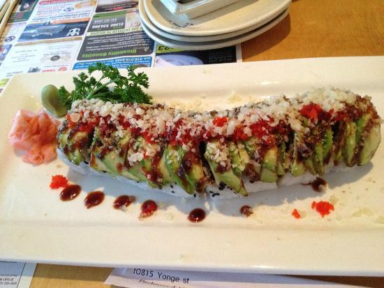 MI-NE Japanese Restaurant: Roll