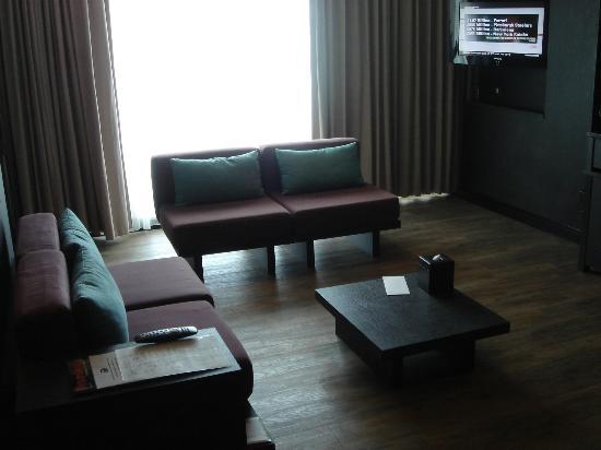 Aya Boutique Hotel: room