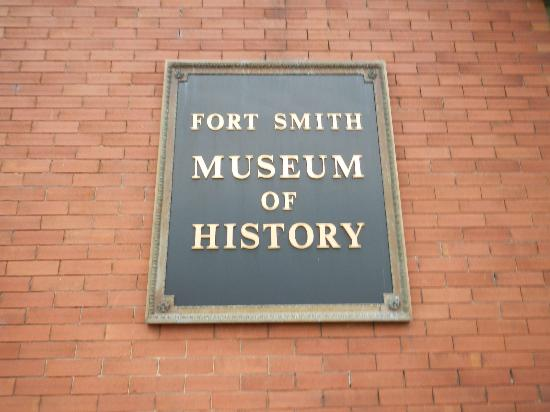 ‪Fort Smith Museum of History‬