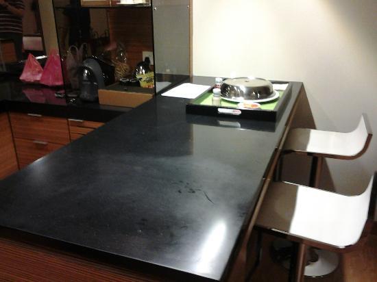 Ramada Plaza Kuala Lumpur: In Room Dining(Not Cleared)