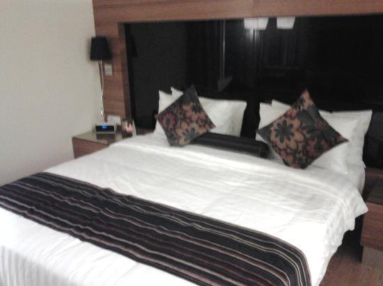 Ramada Plaza Kuala Lumpur: One Bedroom Suite