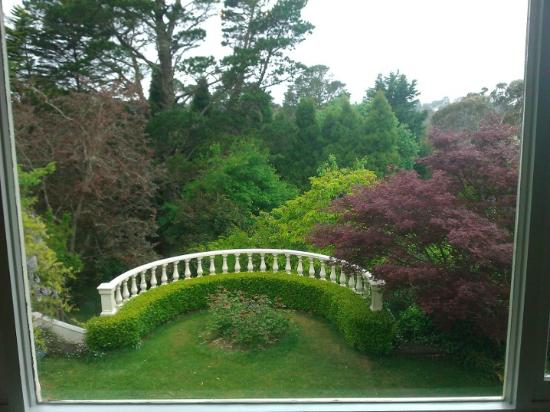 Edgelinks Country House: Garden Views from my room
