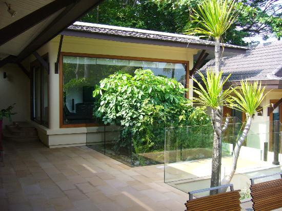 Baan Saleah Phuket: TV room