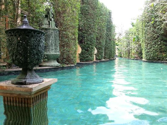 The Baray Villa : best swimming pool ever!