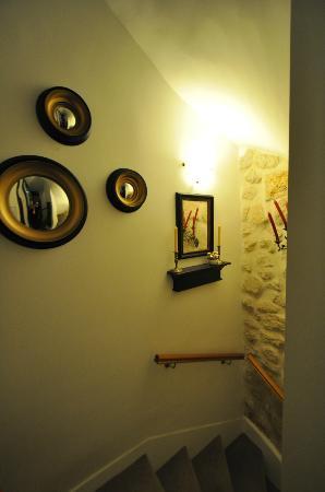 Hotel du Haut Marais: Hallway