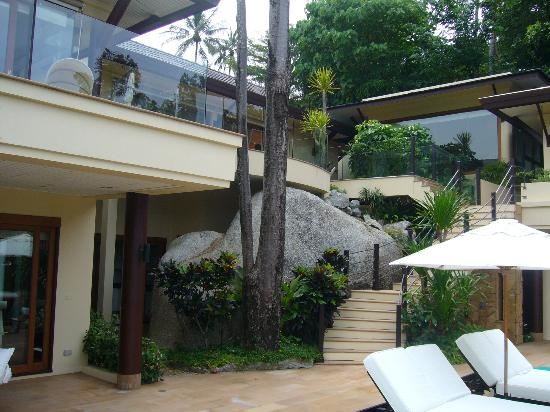 Baan Saleah Phuket : Outdoors
