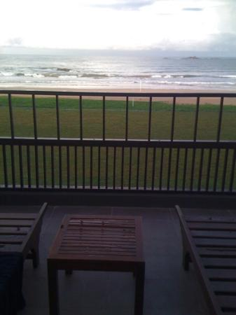 The Surf Hotel: Sea View from room balcony