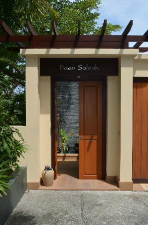 Baan Saleah Phuket: Entrance