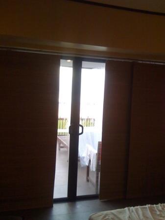 The Surf Hotel: Room Balcony