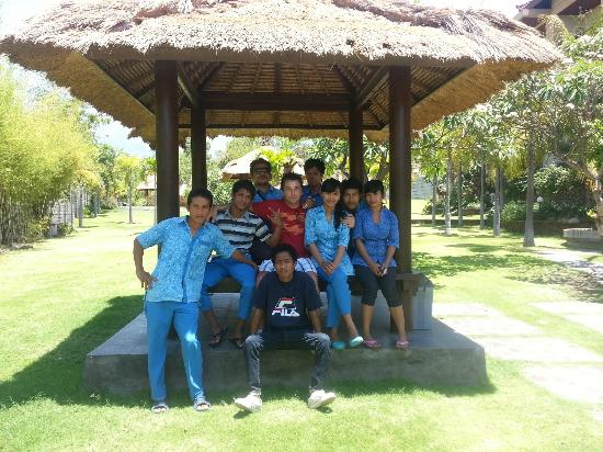 Bluehill Resort Tulamben: Saying good bye !