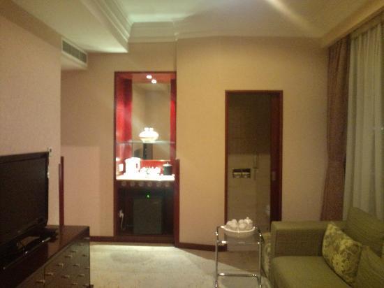 Hejiangting Hanwen Hotel: 客室