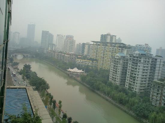 Hejiangting Hanwen Hotel: 外