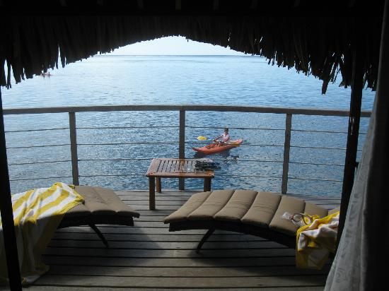 Manava Beach Resort & Spa - Moorea: A paradise..........:):):):)