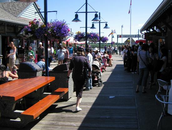Steveston Heritage Fishing Village: A day in the sun