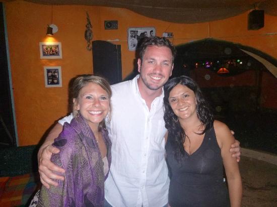 La Tintorera Restaurante & Pub: So kind and sweet! Love her!