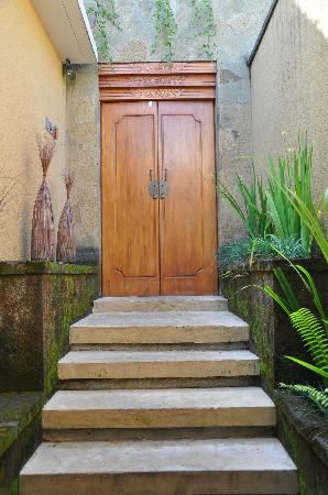 Ubud Green: your front door