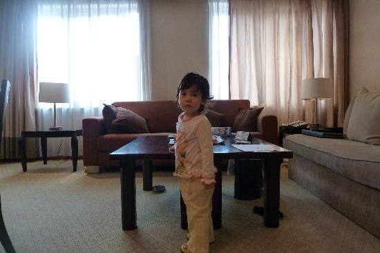 Ascott Beijing: Family friendly.