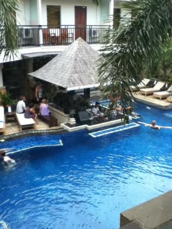 The Niche Bali: View from room..