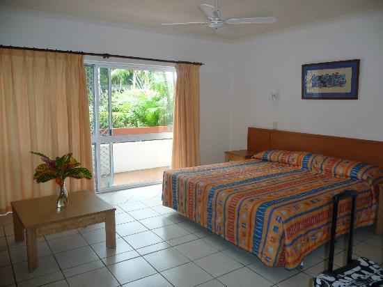 Bedarra Beach Inn: Chambre du Bedarra beach
