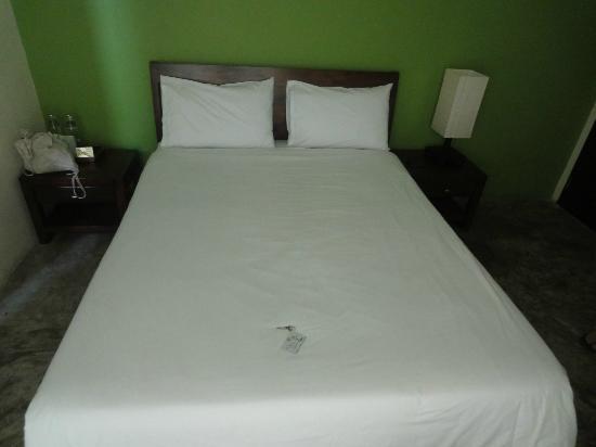 Udee Bangkok Hostel: our room