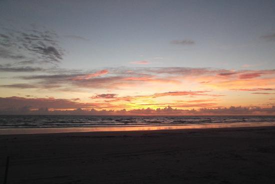 Beach At Daytona Sunrise 2