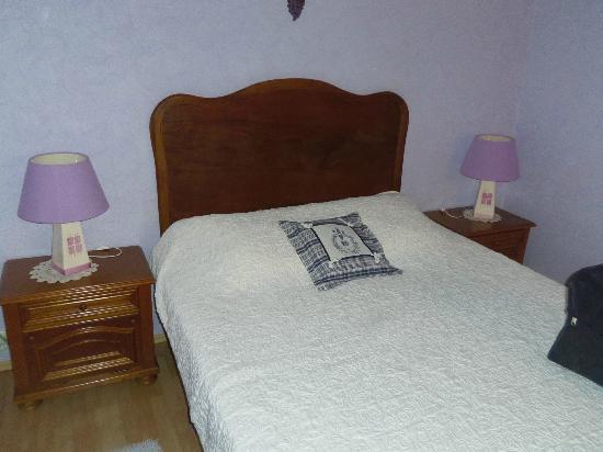 Chez Dany : chambre très confortable