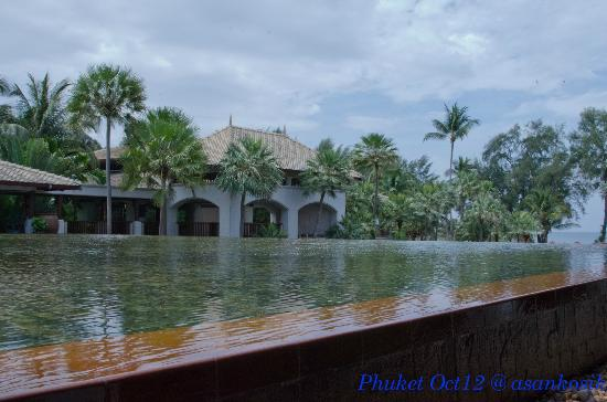 Marriott's Phuket Beach Club: View from Lobby