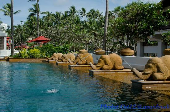 Marriott's Phuket Beach Club: Main pool