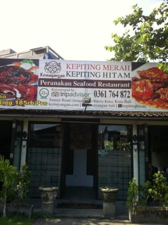 Kemayangan Bali: simple but delicious...