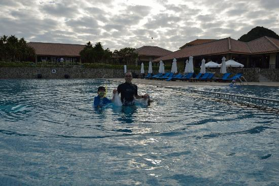 Club Med Kabira Beach: pool