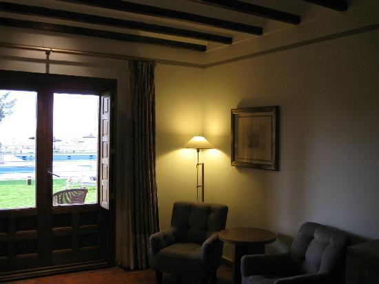Parador de Toledo: 部屋