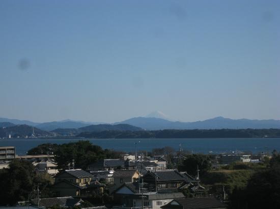Kuretake Inn Hamanako : 窓外