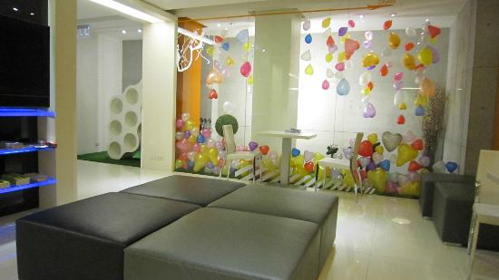 CityInn Hotel - Taipei Station Branch II: Dining Area