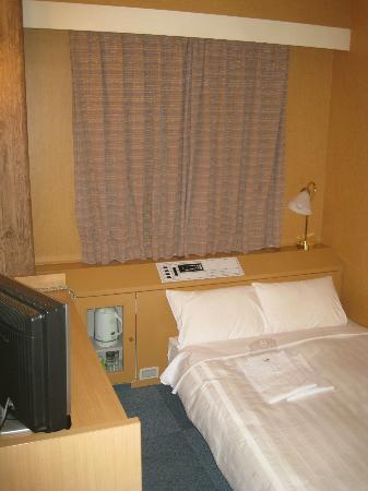 Hotel Wing International Izumi: ベッド