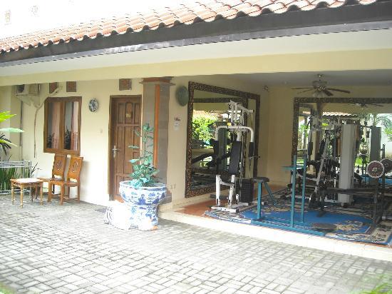 Bali Sorgawi Hotel: Территория отеля