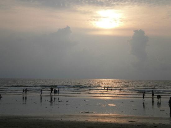 Bali Sorgawi Hotel: Пляж...