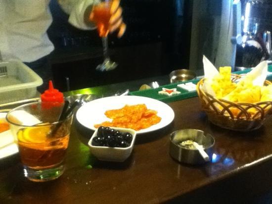 Acqua e farina italian Restaurant : salute