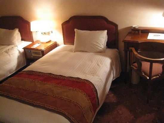 Setre Glover's House Nagasaki: ベッド