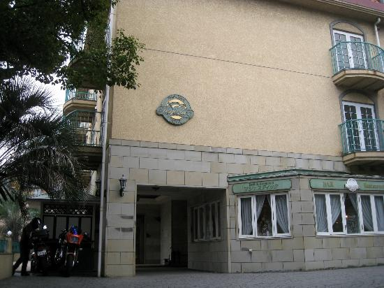 Setre Glover's House Nagasaki: 外観