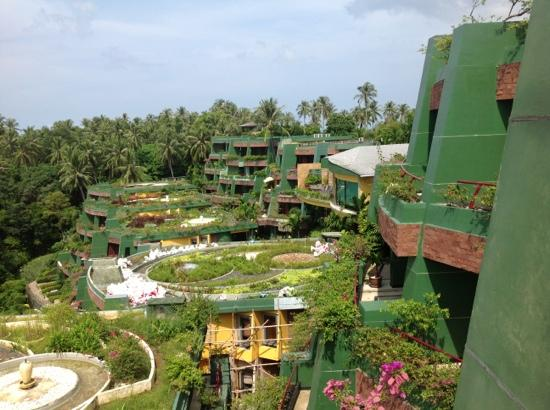 The Aspasia Phuket: Aspasia udsigt fra værelse 2131