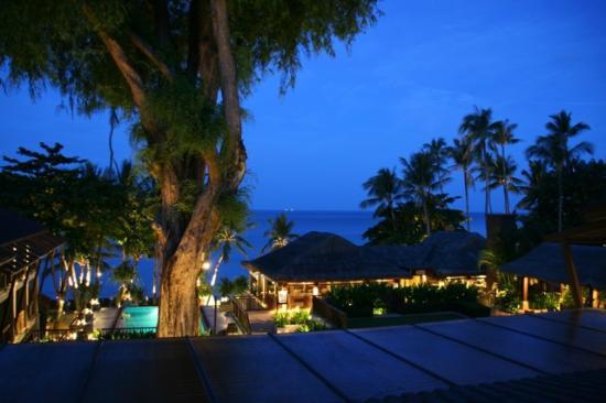 Impiana Resort Chaweng Noi: Vista dalla camera Superior