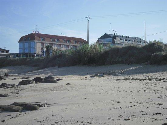 Hotel Lanzada: direkt am Meer