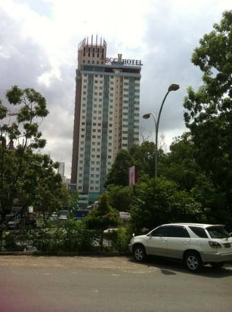 The BCC Hotel & Residence: bcc hotel from top 100 plaza