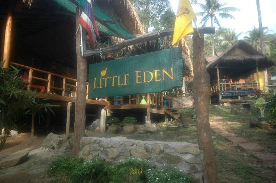 Little Eden Bungalows & Restaurant