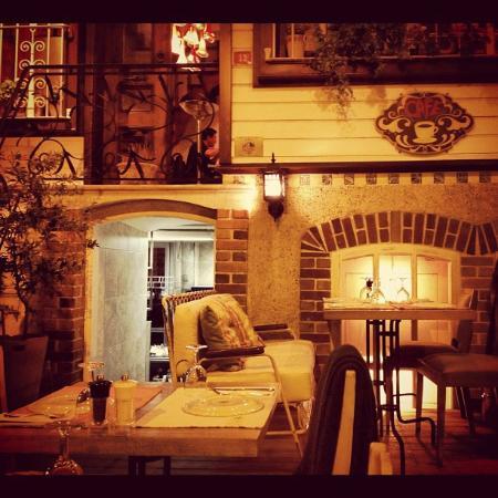 Dubb Ethnic Restaurant: bellissimo!