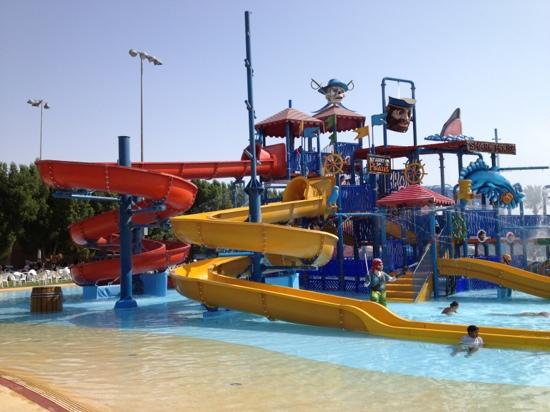 Aqua Park Qatar: The Children's Ride