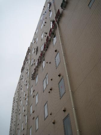 Kamenoi Hotel Yamaguchi Shimonoseki : 外観