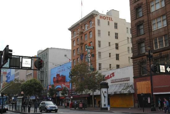Aida Plaza Hotel San Francisco Tripadvisor