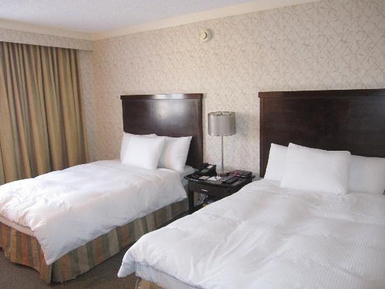 Miyako Hotel Los Angeles: 客室